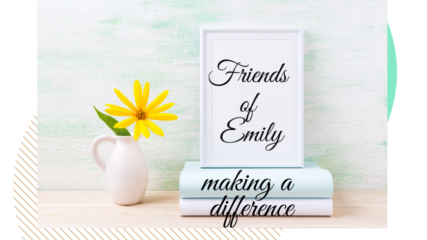 (9) Friends of Emily